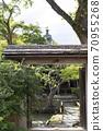 Gate to the Kuri of Shin-Yakushiji Temple 70955268