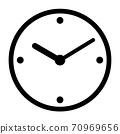 Analog Clock 70969656