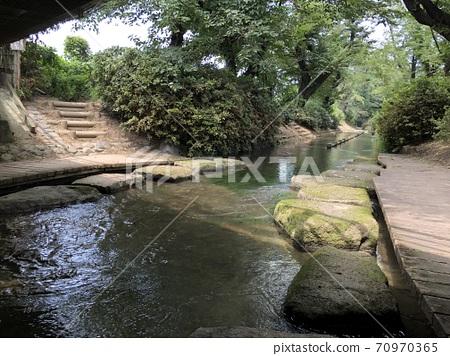 일본의 작은 수로 (두 개의 령 용수) 70970365