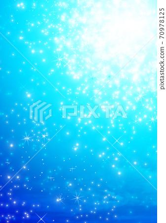 閃閃發光的星空 70978125