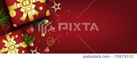 Merry christmas festival background 70979332
