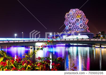 臺灣高雄海洋流行音樂中心Taiwan Kaohsiung Pop Music Center 70980206