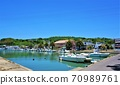 濑户内的爱琴海,牛U岛海和景观 70989761