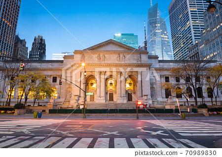 New York City Public Library 70989830