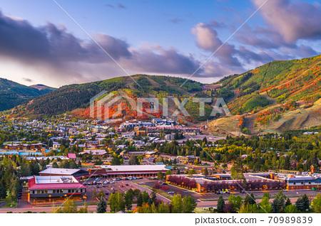 Park City, Utah, USA 70989839