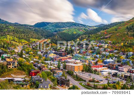 Park City, Utah, USA 70989841
