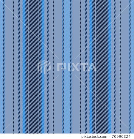 Geometric stripes background. Stripe pattern vector. Seamless striped fabric texture. 70990824