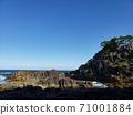 일본의 해안 풍경 71001884