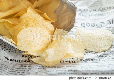 袋裝薯片 71008032