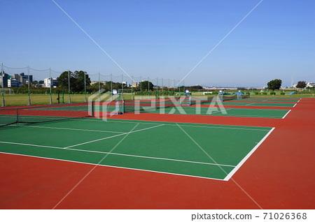 October Setagaya 360 Shibuya Ward Futako Tamagawa Athletic Facility / Garden Stadium (Tennis Court) 71026368