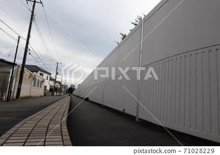 Fuchu Prison Wall 71028229