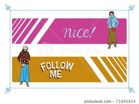 banner, banners, vector 71045814