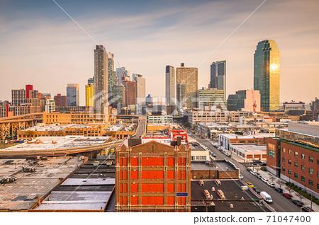Long Island City, New York, USA Cityscape 71047400