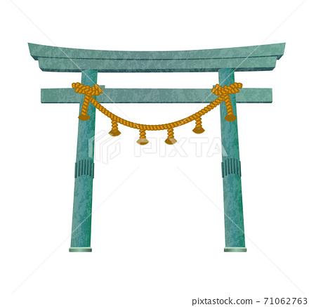 Su訪Taisha Torii 71062763