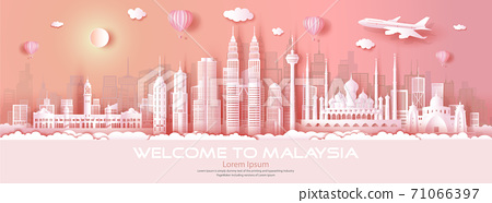 Travel malaysia top world famous city modern and ancient architecture. 71066397