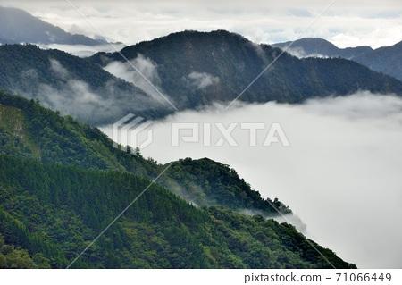 山上風景-大雪山國家森林遊樂區,台灣   71066449