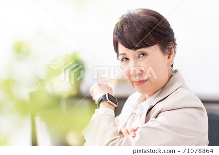 女商人智能手錶 71078864