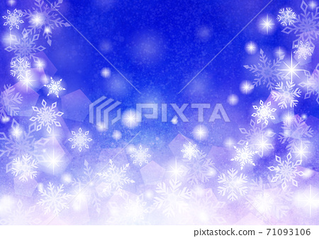 눈, 스노우, 배경 71093106