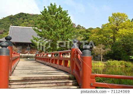 요코하마 가나자와 称名寺 71124369