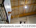 體育館籃球目標 71133599