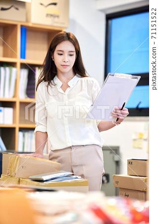 商業女性上班族 71151522
