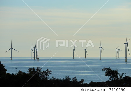 Offshore Wind Power Taiwan Green Energy Construction 71162904