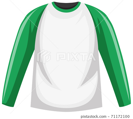 Raglan long sleeve t-shirt 71172100