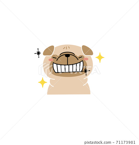 帕格與閃閃發光的牙齒 71173981