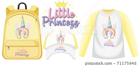 Set of unicorn outfit 71175948