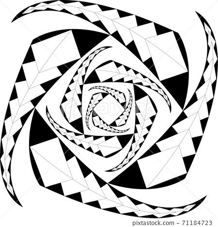 트 라이벌 문신 스티커 씰 디자인 71184723