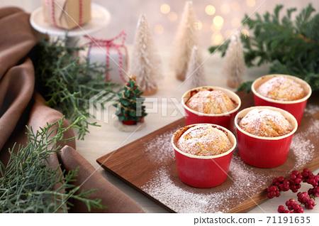 普通鬆餅聖誕節 71191635