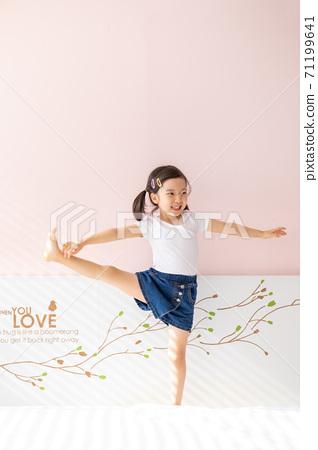 어린이 라이프스타일 운동 교육 71199641