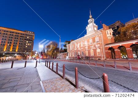 Independence Hall, Philadelphia, Pennsylvania 71202474