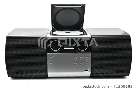 Compact disc,usb and radio player 71209192
