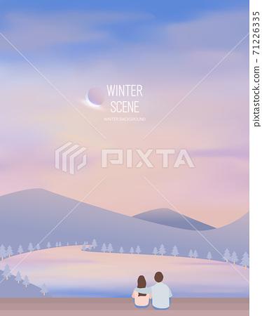 冬季背景圖10 71226335
