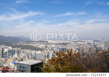 남산,중구,서울 71231673