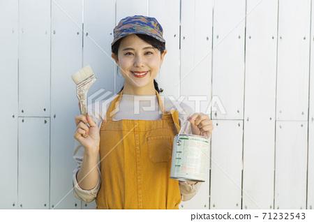 DIY女孩畫 71232543