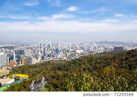 남산,중구,서울 71245569