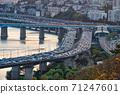 서울 한강 풍경 71247601