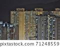 a Public house in Hang Hau ,Hong Kong. 31 Oct 2020 71248559