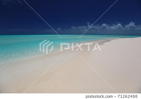 New Caledonia Ubea beach and sea 71262498