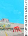 [動漫風格]函館站北海道函館風光 71268524
