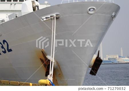 Patrol boat of the 3rd Regional Coast Guard 71270032