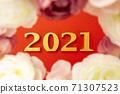 2021 image rose 71307523