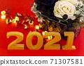 2021 image Christmas 71307581