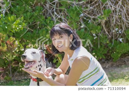 狗和高級女性 71310094