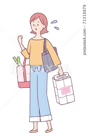 女性購物 71318879