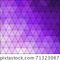 Purple Grid Mosaic Background, Creative Design Templates 71323067