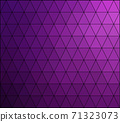 Purple Grid Mosaic Background, Creative Design Templates 71323073