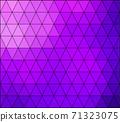 Purple Grid Mosaic Background, Creative Design Templates 71323075